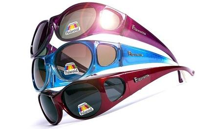 Figuretta Nacht-Überbrille für Brillenträger im Design nach Wahl (Munchen)