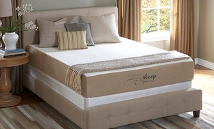 Nature's Sleep Twin Mattresses Without foundation