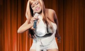 Kiesha Wrights Tribute Concert to Tina Turner: Kiesha Wright's Tribute Concert to Tina Turner on Saturday, October 17, at 7 p.m.