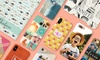 Custom Cases for iPhones, iPads, Samsung Phones (Up to 56% Off)