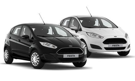 Wertgutschein über 6600 € anrechenbar auf einen Ford Fiesta Trend bei AK Autoport Köln GmbH