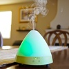 Ultrasonic Aroma Diffuser and Humidifier with Essential Oil