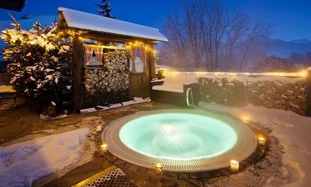 Lago di Bled: Alp Penzion, 1 notte con colazione, regalo e Spa o 2 notti con in più 1 massaggio per 2 persone