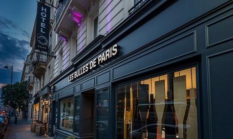 Accès spa privatisé et coupe de champagne pour 1 ou 2 d'1 ou 2h, option modelage dès 49,90€ chez Les Bulles de Paris Spa