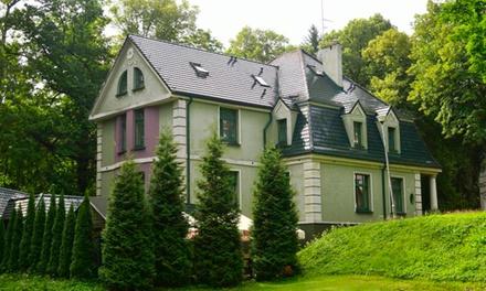 Szwajcaria Połczyńska: 1-7 nocy dla 1 lub 2 osób z wyżywieniem i więcej w Sanatorium Uzdrowiskowym Hopferówka