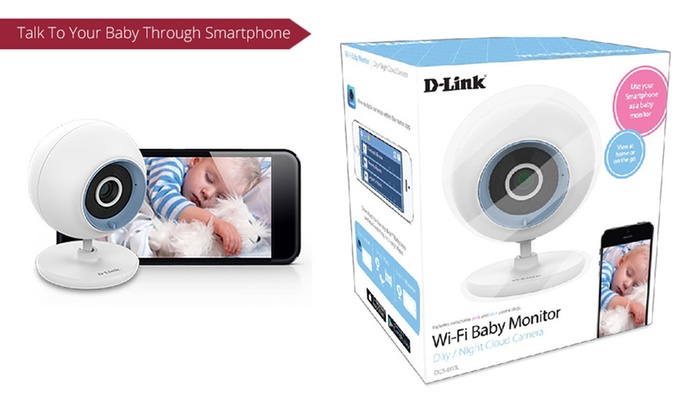 Image Result For D Link Wireless Smartphone Baby Monitor