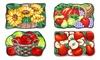 Fruit-Inspired Kitchen Rug: Fruit-Inspired Kitchen Rug