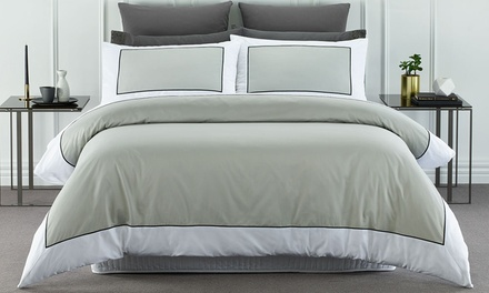 for a1000 TC Egyptian Cotton Quilt CoverSet