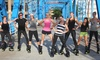 JumpGR: Five Dance-Fitness Classes at JumpGR (40% Off)