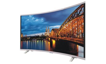 akai ctv654 65 curved uhd smart tv