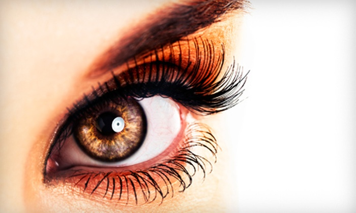 Stylash - Englewood: Lash Extensions with Option for Two-Week Refill at Stylash of Englewood (Up to 60% Off)