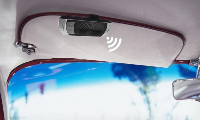 True Blue Hands-Free Bluetooth Car Kit (TB-250-CK): $19.99 for a True Blue Hands-Free Bluetooth Car Kit (TB-250-CK) ($59.99 List Price)