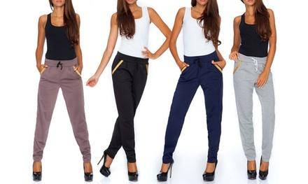 Pantalon Bethany, glamour et tendance pour femme