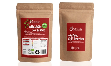 One (£13.99) or Two (£25.99) Kilograms of Goji Berries (Up to 32% Off)