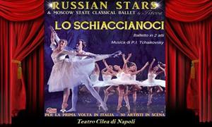 Lo Schiaccianoci al Teatro Cilea di Napoli: Lo Schiaccianoci dal 21 al 23 dicembre al Teatro Cilea di Napoli (sconto fino a 42%)