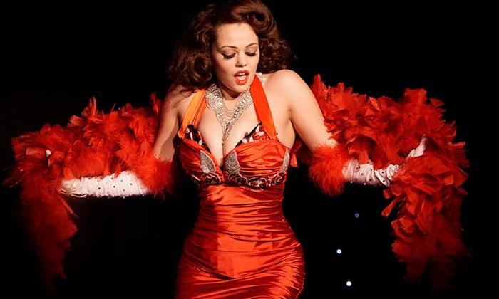 Holiday Burlesque Extravaganza - The Opera House: Holiday Burlesque at The Opera House