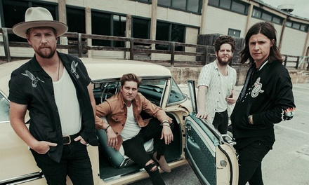 NEEDTOBREATHE: Forever On Your Side Tour with special guest JOHNNYSWIM on Saturday, September 8, at 7 p.m.