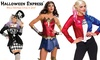HalloweenExpress.com: Costumes and Props at HalloweenExpress.com (Up to 50% Off). Two Options Available.