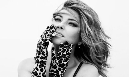 Shania Twain: NOW Tour on Friday, August 3, at 8 p.m.