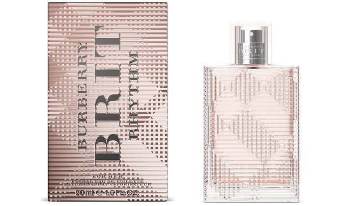 Up To 71 Off On Burberry Womens Eau De Toilette Groupon Goods