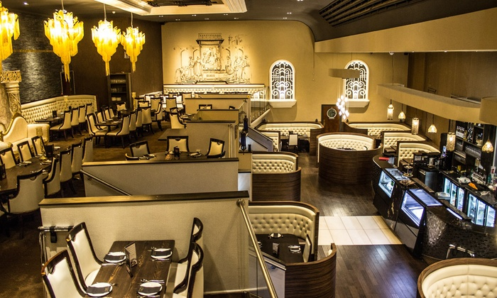 Three-Course Indian Meal with a Drink or Mocktail for Two or Four at Badshah Palace Restaurant