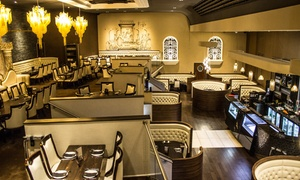 Badshah Palace Restaurant: Three-Course Indian Meal with a Drink or Mocktail for Two or Four at Badshah Palace Restaurant (Up to 48% Off)