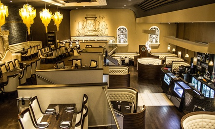 ThreeCourse Indian Meal with a Drink or Mocktail for Two or Four at Badshah Palace Restaurant