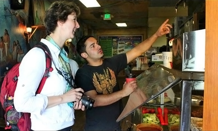 Walk Like a Local - Samir's SF street tours: Two-Hour Art and Culture Walking Tour for One, Two, or Four from Walk Like a Local (Up to 52% Off)