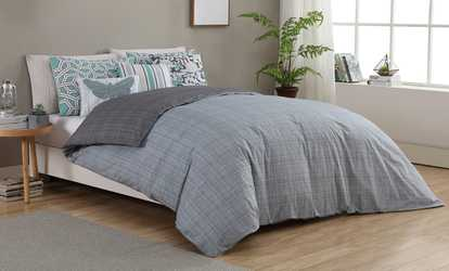 Shop Groupon Seedling By Thomas Paul Synthesize 100% Cotton Duvet Cover Sets