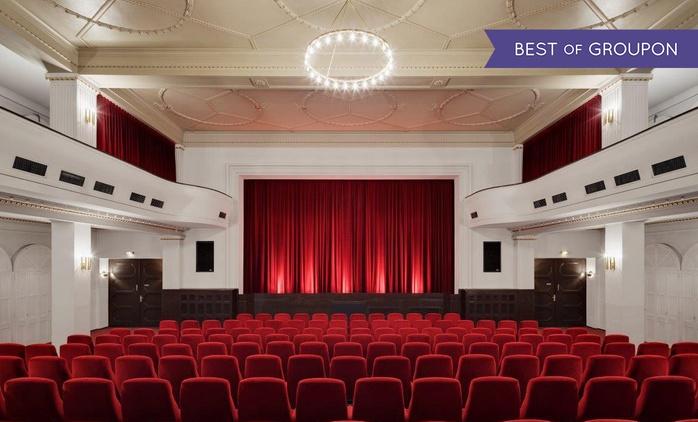 5 oder 10 Karten für aktuelle Filme nach Wahl in 12 Filmtheatern der Yorck Kinogruppe (50% sparen*)