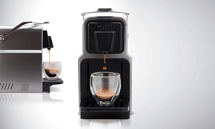 """נוטי אחזקות בע""""מ - Merchandising (IL): מכונת קפה Venice הכוללת 500 קפסולות קפה תואמות Nespresso במבחר טעמים"""
