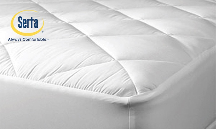 serta mattress. Perfect Serta Serta Perfect Sleeper Coolest Comfort Mattress Pad  For
