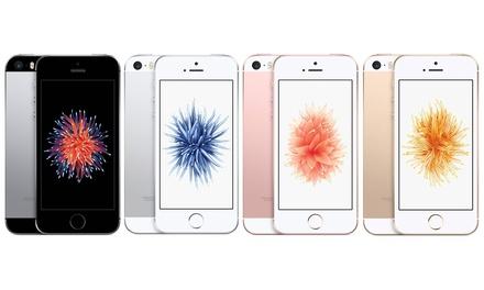 Apple iPhone SE 64GB reacondicionado, calidad Premium con 12 meses de garantía, Entrega gratuita