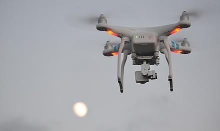 Curso de iniciación al vuelo de drones para 1 persona con opción a curso profesional desde 19,95 € en Drone Fly Service