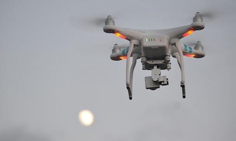 Curso de iniciación al vuelo de drones para 1 persona desde 19,95 € en Drone Fly Service