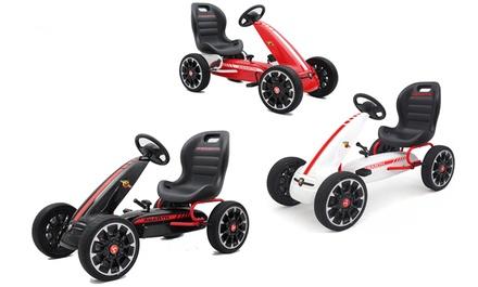 Coche Riccova de pedales para niños