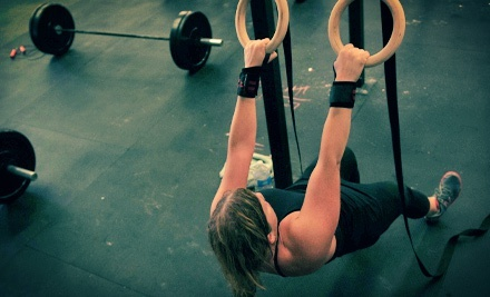 Five, Ten, or Fifteen Classes at CrossFit Woodland Hills (Up to 72% Off)