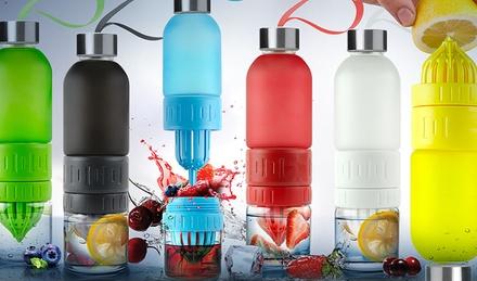 Twist N Go Fruit-Infuser Water Bottle