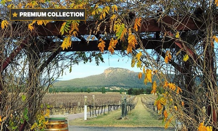 Broke, NSW: 13 Nights in Luxury Spa Villa with Wine Tasting, Cheeseboard & Wine Tasting at 4.5* Nightingale Wines