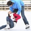 Christmas Ice Skating