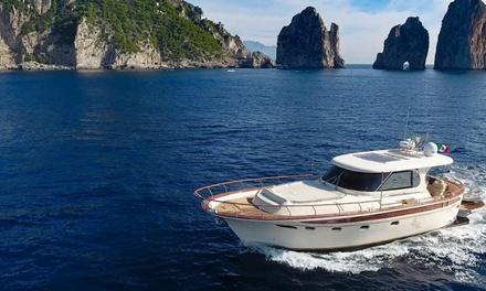 Escursione e pernottamento yacht a 19,90€euro