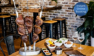 Char & Co: All-You-Can-Eat Brazilian Churrasco for One ($35), Two ($70) or Four People ($140) at Char & Co (Up to $220 Value)