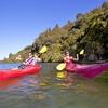 Tandem Kayak Tour + Hot Springs
