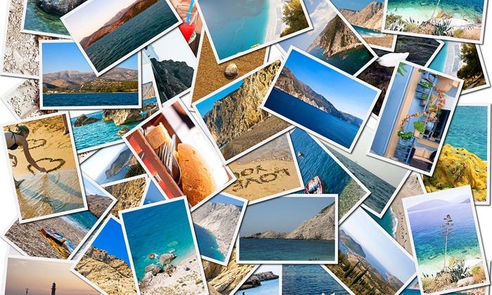 Fino a 600 stampe di foto disponibili in vari formati da 1,99 € (sconto fino a 82%)