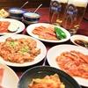 愛知県/稲沢市≪塩タン、牛カルビなど焼肉コース全9品+ドリンク1杯≫