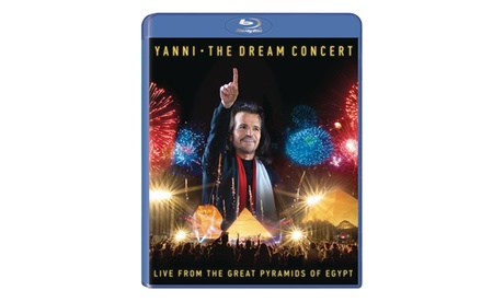 Yanni - The Dream Concert on Blu-ray or CD+DVD a39b36d9-9442-4a95-ab58-239b0bba3293