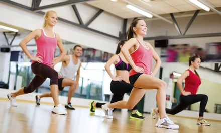 Four Weeks of Membership and Unlimited Fitness Classes at Infinity Fitness and Wellness (45% Off)