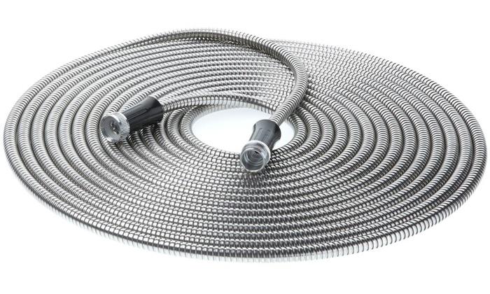 ... Bionic Steel Heavy Duty Stainless Steel Garden Hose U2014 Multiple Sizes  Available: Bionic Steel Heavy ...