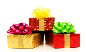My Flavorite Things: Gift-Wrapping Services from My Flavorite Things (50% Off). Two Options Available.