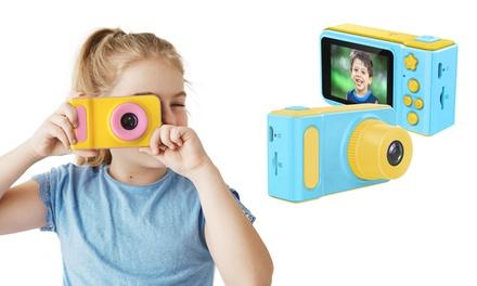 Digitale videocamera's voor kinderen, naar keuze met SDkaart